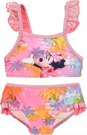 Dívčí plavky Minnie Baby růžové Velikost: 12M (74cm)