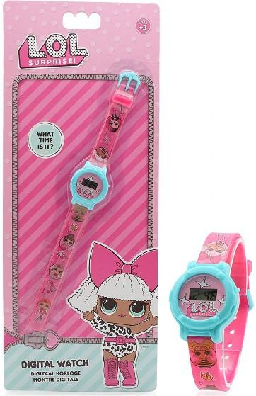 Digitální hodinky L.O.L. Surprise