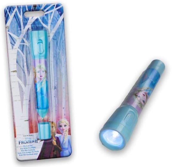 Propiska Frozen 2 s LED svítilnou