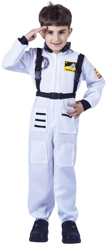 Dětský kostým Astronaut sada 2ks Velikost kostýmu: L (10-12 let)