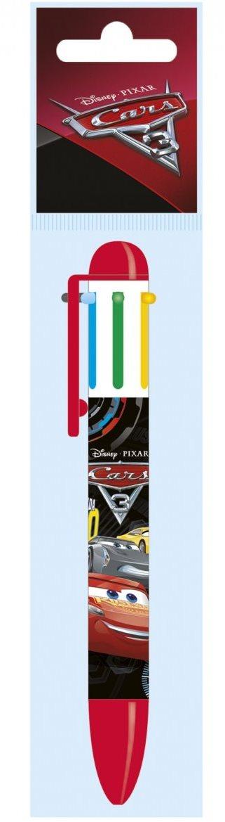 Propiska 6 barev Cars Auta