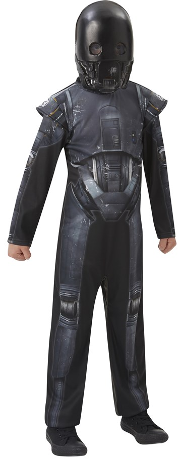 Kostým Star Wars K-2SO Droid 11-12 let