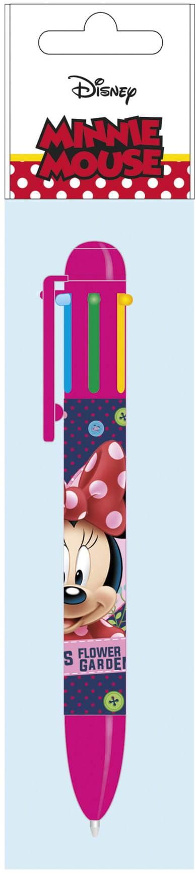 Propiska 6 barev Minnie Mouse