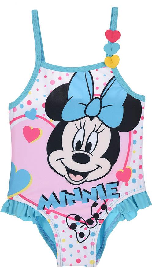Dívčí plavky Minnie Mouse baby tyrkysové Velikost: 12M (74cm)