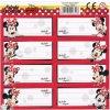 Samolepky na sešity Minnie Mouse