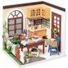 Stavebnice miniaturní domeček - Jídelní kout