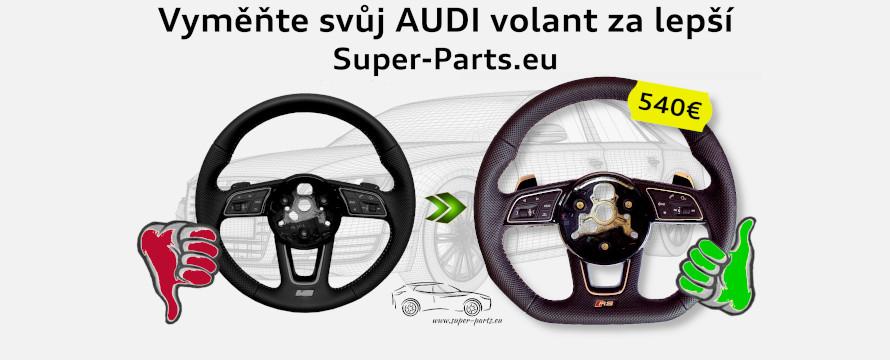 Volanty Audi
