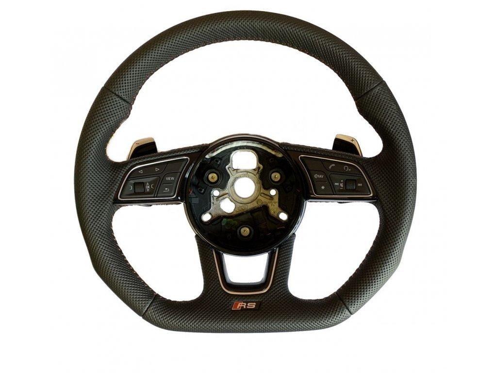 8w0419091EE Kožený volant Audi RS