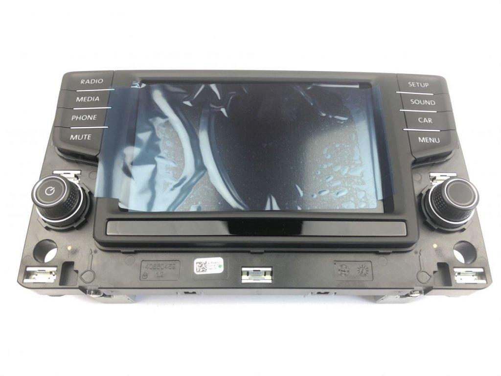 3G0919605L Dotykový display VW