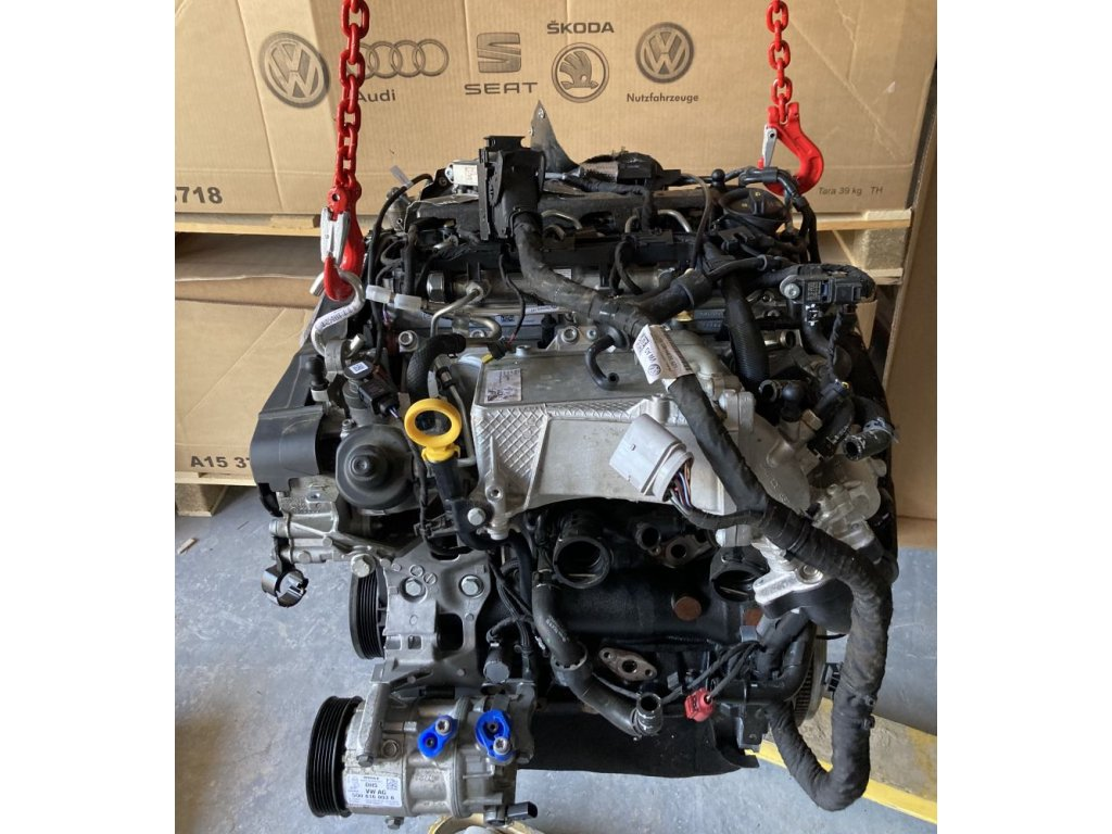 Motor DFG / DFGA 2.0 TDI 110kW