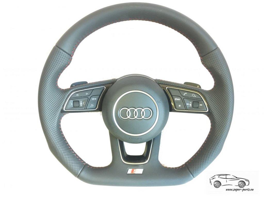 Audi volant multifunkční 8W0419091DH + airbag 8V0880201CL 6PS