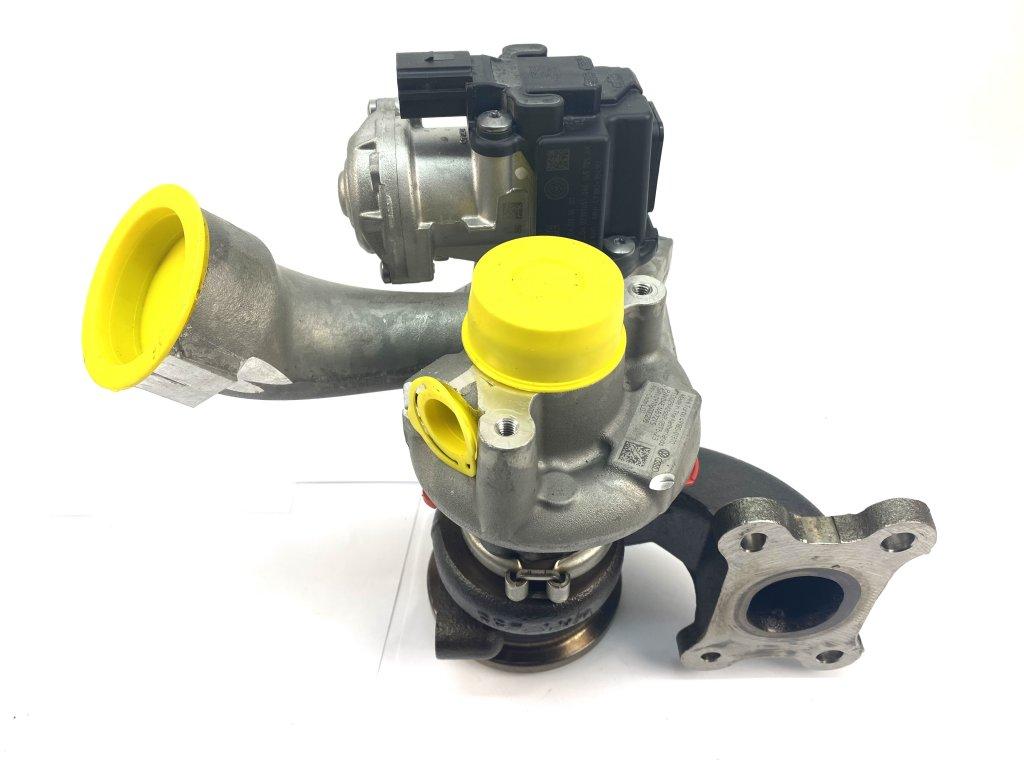 04E145721S Turbodmychadlo 1.4 TSI (CNG)