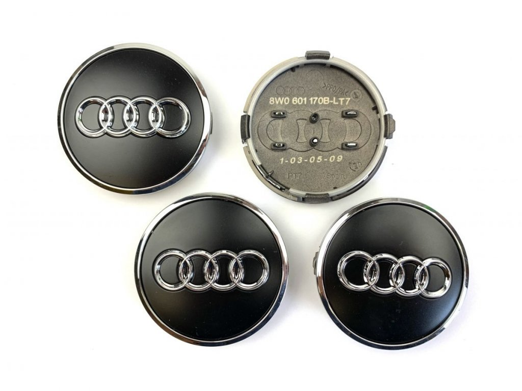 Sada Audi středy kol 4ks 4M0601170B LT7