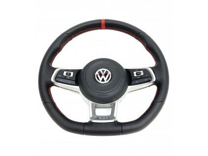5G0419091KC Kožený volant VW Golf GTI