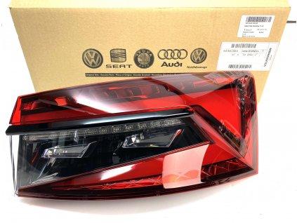 3V5945208B Pravé zadní LED světlo SUPERB III