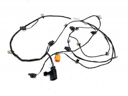 5E0971104AA Zadní kabeláž zapojení PDC OCTAVIA III FACE