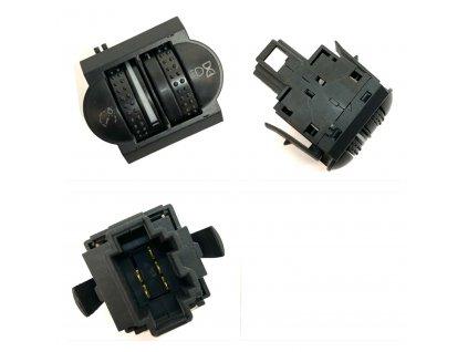 3B0941333C Regulátor osvětlení a sklonu světel VW PASSAT