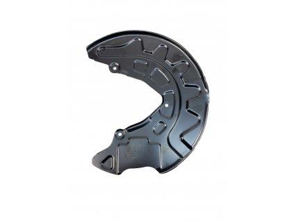 5Q0615311G Krycí plech kotoučové brzdy (levý)