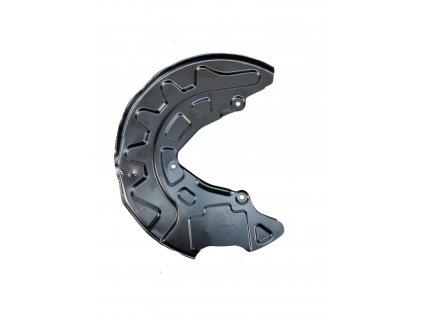 5Q0615312G Krycí plech kotoučové brzdy (pravý)