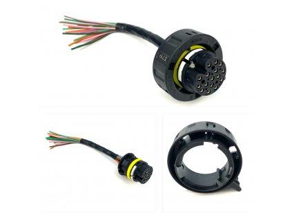 000979033E / 420973716 0B5 DL501 Konektor Automatické převodovky