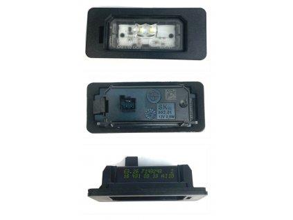 63267193293 LED osvětlení SPZ BMW