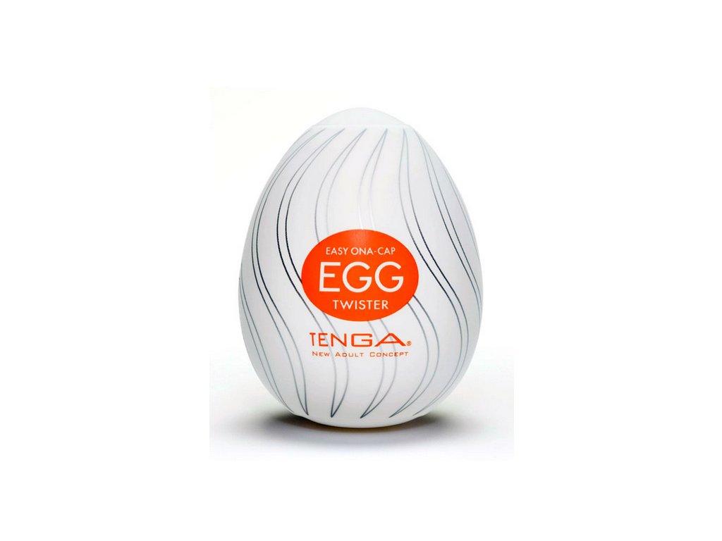 Masturbacni vajicko Tenga Egg Twister