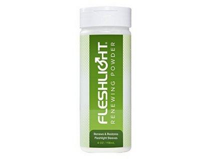 Fleshlight Renewing Powder 118 ml, pudr na údržbu umělých vagín, honítek a masturbátorů