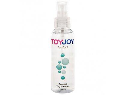 Toy Joy cleaner 150ml, čistící prostředek s praktickou pumpičkou  + Dárek zdarma