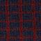 Collegiate Navy Grid