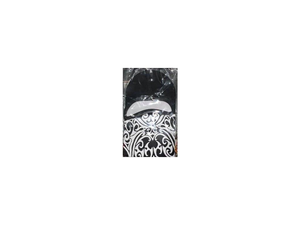 2186 kukla maska m1 s potlacou moko2 tattoo