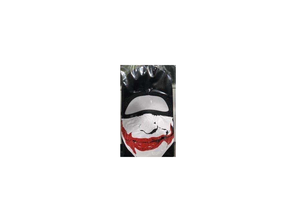 2195 kukla maska m1 s potlacou joker