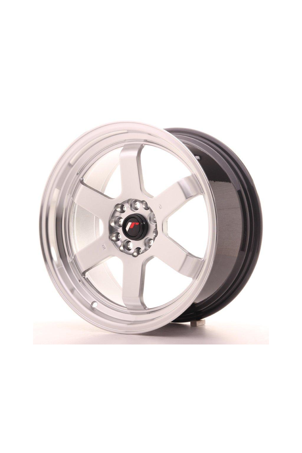 Disk Japan Racing JR12 17x8 ET33 4x100/114 Hyper Silver