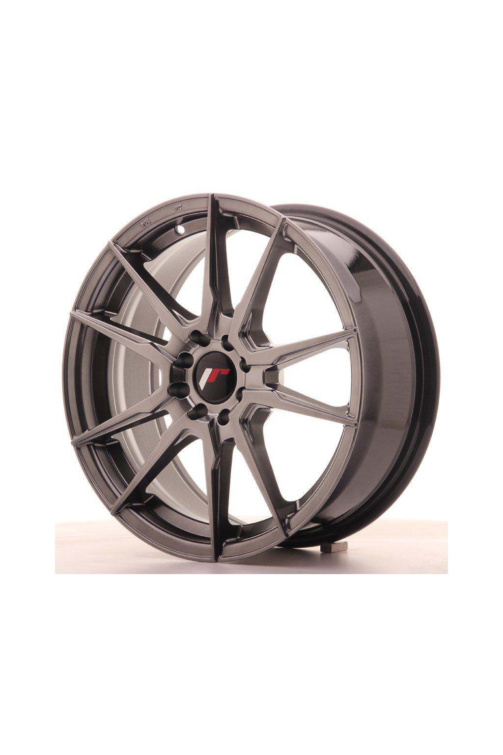Disk Japan Racing JR21 17x7 ET40 4x100/114 Hyper Black