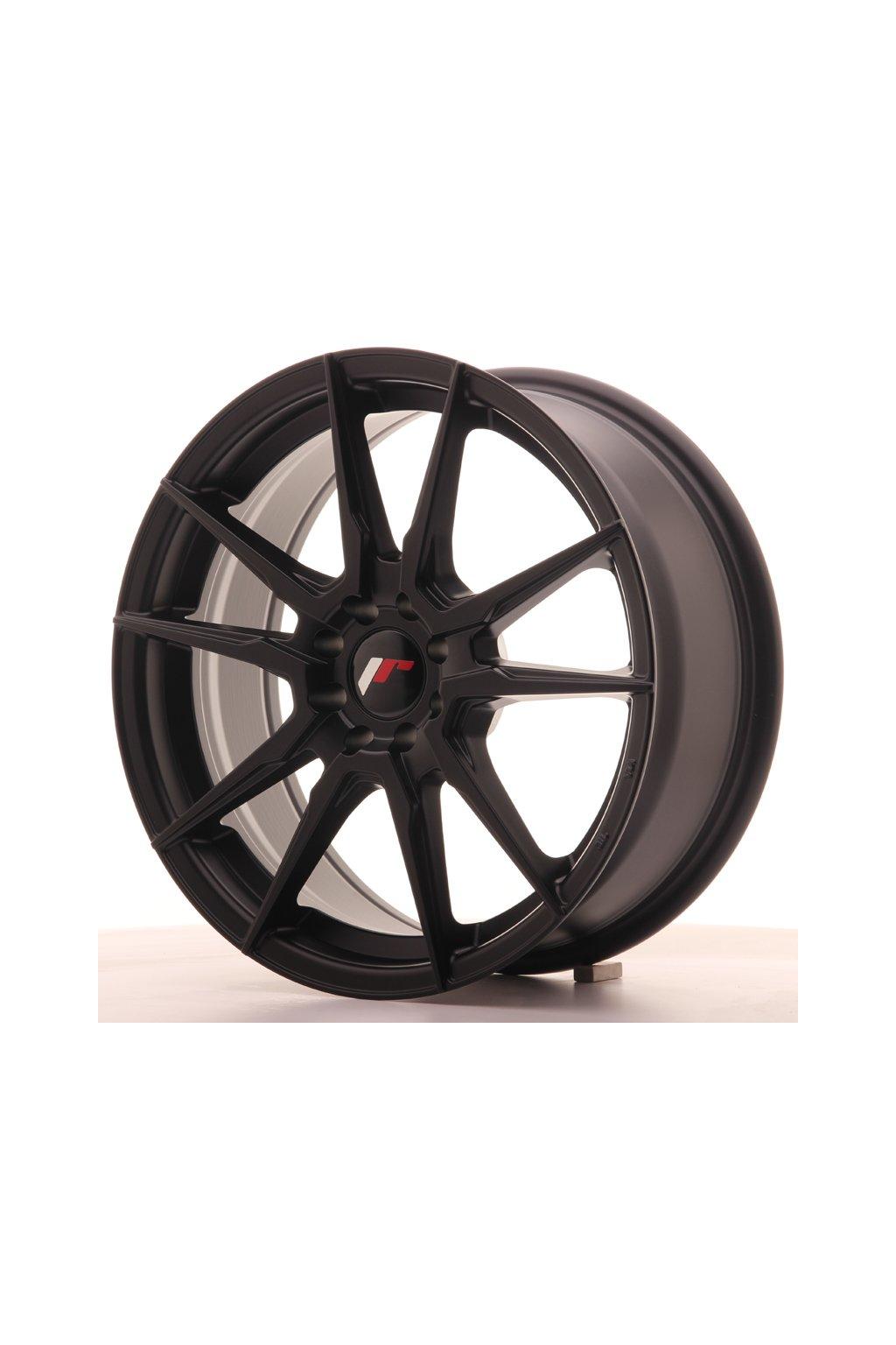 Disk Japan Racing JR21 17x7 ET40 5x108/112 Matt Black