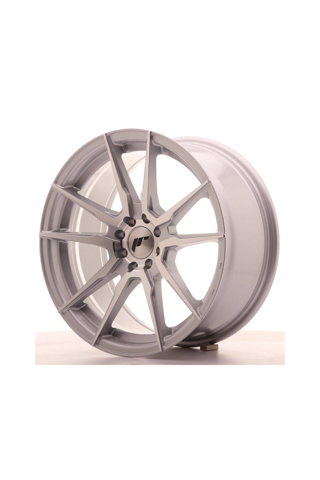Disk Japan Racing JR21 17x8 ET25 4x100/108 Silver Mach