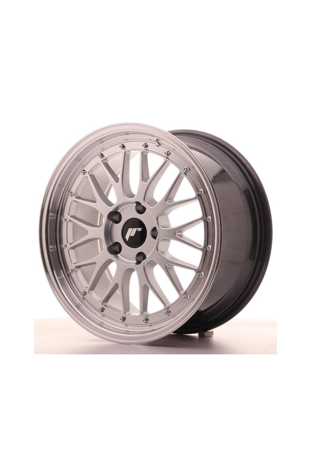 Disk Japan Racing JR23 18x8,5 ET25 5x120 Hyper Silver
