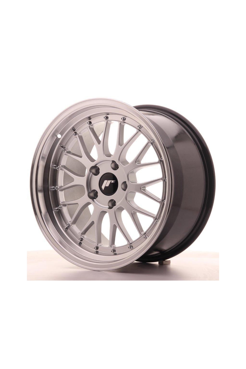 Disk Japan Racing JR23 18x9,5 ET25 5x120 Hyper Silver