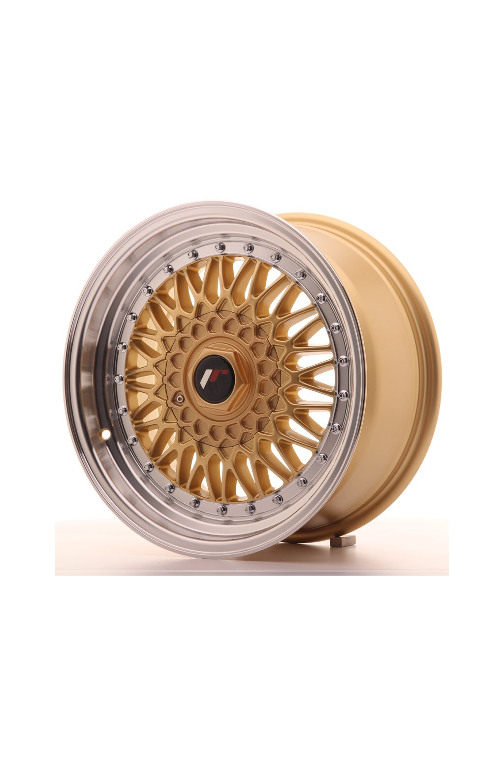 Disk Japan Racing JR9 16x7,5 ET25 4x100/108 Gold