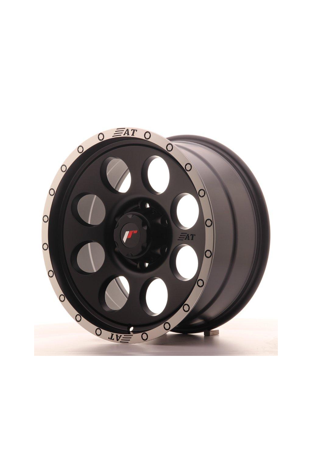 Disk Japan Racing JRX4 18x9 ET20 6x139.7 MBlack+Lip
