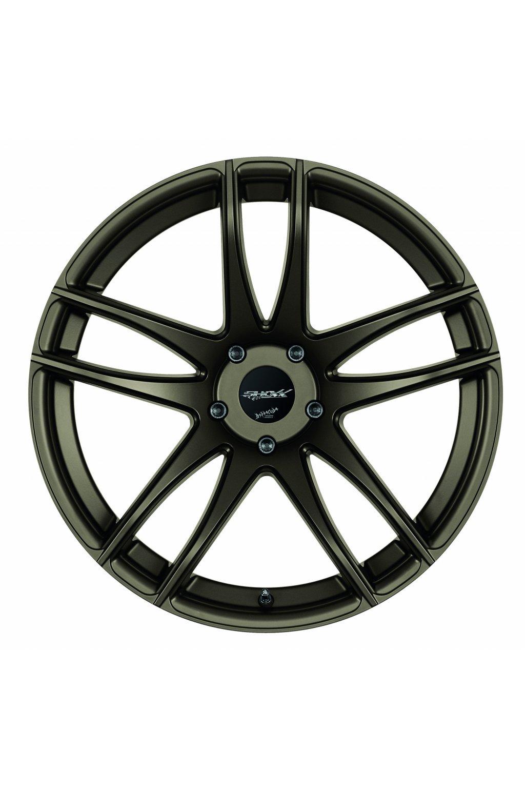 Disk BARRACUDA Shoxx 7.5x17 / 4x108 nur Motorsport/ohne Strassenzulassung