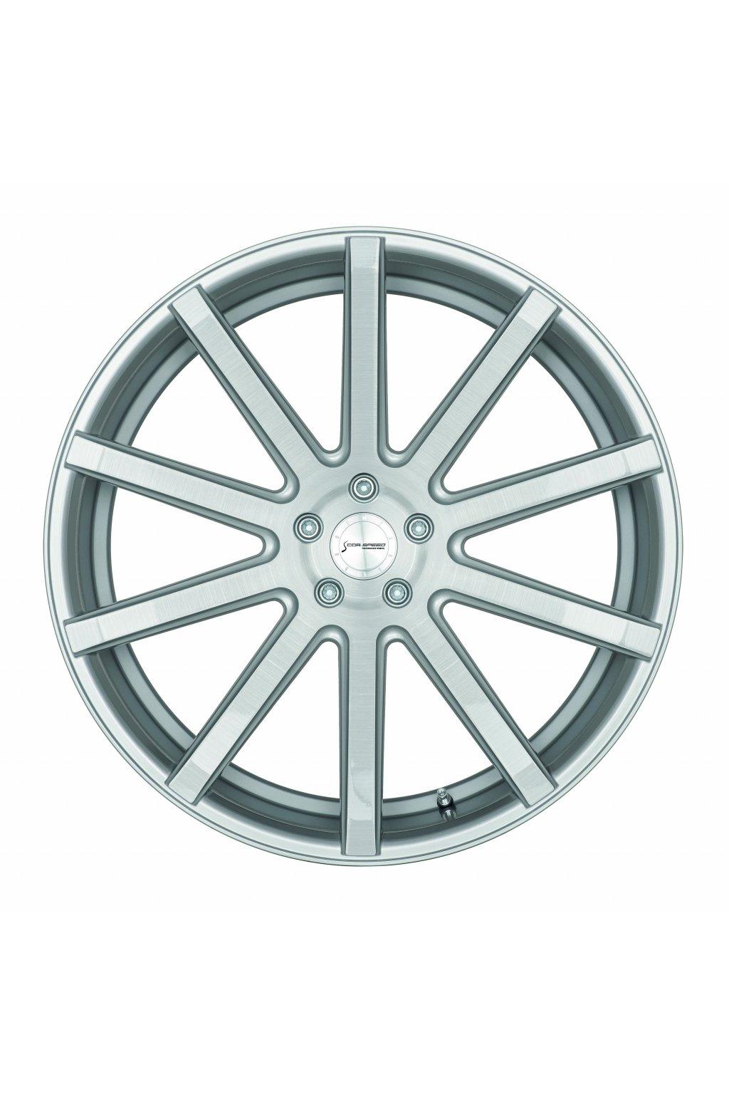 Disk CORSPEED DEVILLE 12,0x22 / 5x120 nur Motorsport/ohne Strassenzulassung