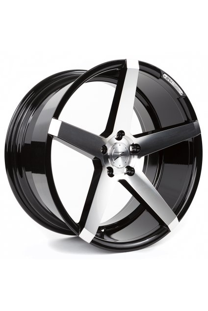 Disk Z-Performance ZP6.1 8.5x19 ET45 5x112 Gloss Black/Polished