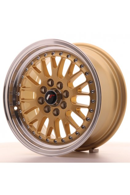 Disk Japan Racing JR10 15x7 ET30 4x100/108 Gold
