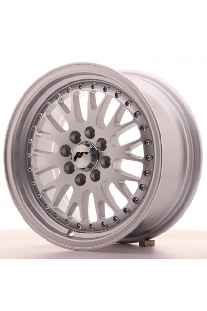 Disk Japan Racing JR10 15x7 ET30 4x100/108 Full Silver