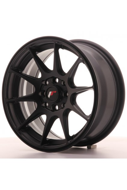 Disk Japan Racing JR11 15x7 ET30 4x100/108 Flat Black
