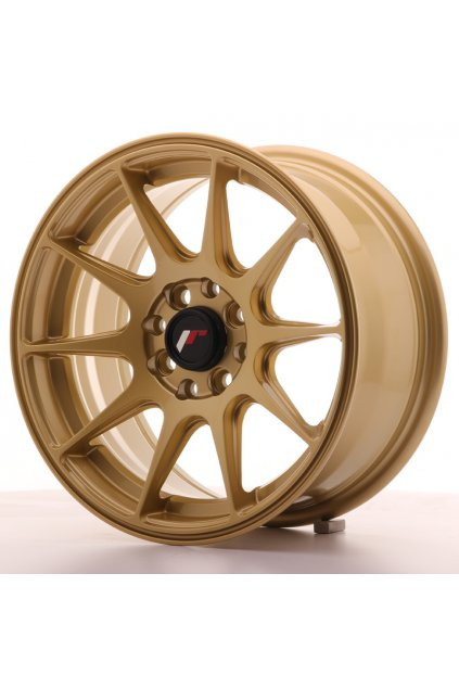 Disk Japan Racing JR11 15x7 ET30 4x100/108 Gold