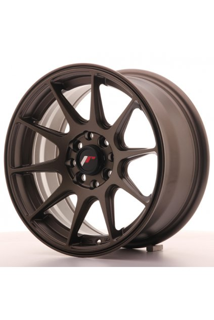 Disk Japan Racing JR11 15x7 ET30 4x100/108 Matt Bronze