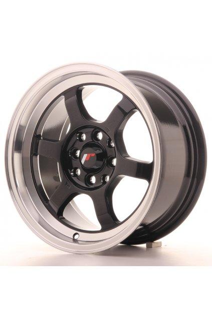 Disk Japan Racing JR12 15x7,5 ET26 4x100/108 Glos Black
