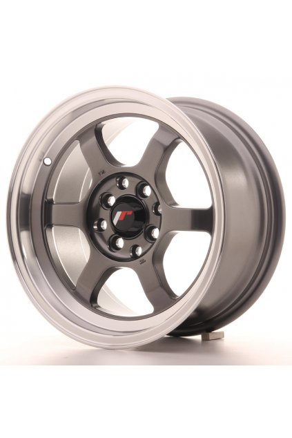 Disk Japan Racing JR12 15x7,5 ET26 4x100/108 Gun Metal