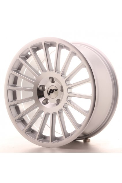 Disk Japan Racing JR16 18x8,5 ET35 5x100 Machined Silve